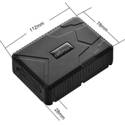 TK915 GPS tracker med magnet til kjøretøy