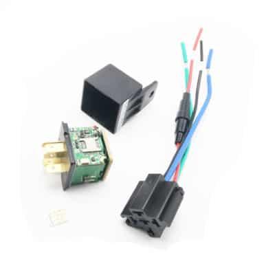 TK 720 GPS skjult som et relé til alle typer kjøretøy