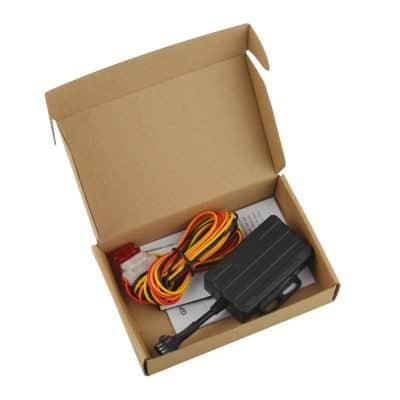TK 210 fastmontert GPS tracker for alle typer kjøretøy